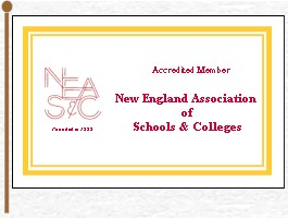 New England Association of Schools & Colleges logo