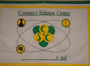 CHS Science Flag